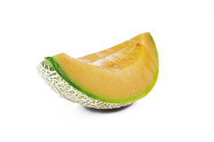 Cantaloupe melon Stock Images