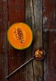 Cantaloupe Royalty Free Stock Photography