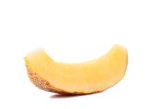 Cantaloupe melon slice Royalty Free Stock Image