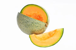 Cantaloupe melon Royalty Free Stock Photo