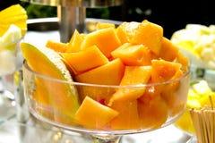 Cantaloupe melon Royalty Free Stock Image