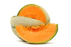 Cantaloupe melone Royalty Free Stock Images