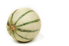 Cantaloupe melone Stock Images