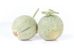 Cantaloupe (Muskmelon) Royalty Free Stock Images