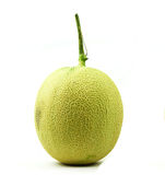Cantaloupe or rock melon Stock Image