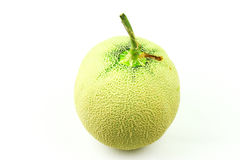 Cantaloupe or rock melon Stock Photo