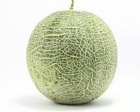 Cantaloupmelon vaggar melon Arkivfoton