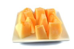 Cantaloupmelonmelon Royaltyfri Fotografi