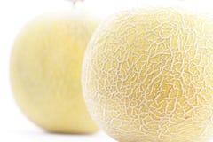 Cantaloups Photos libres de droits