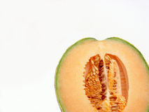 Cantalupo Imágenes de archivo libres de regalías