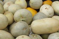 Cantalupo fresco Immagine Stock