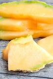 Cantalupo melon Fotografia Stock