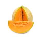 Cantalupo melon fruits Royalty Free Stock Photography