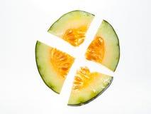 Cantalupo, melone della Tailandia. Fotografia Stock Libera da Diritti