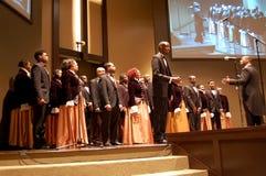 Cantamos | Un conjunto a capela imágenes de archivo libres de regalías