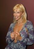 Cantante Alena Sviridova foto de archivo