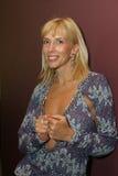 Cantante Alena Sviridova fotografía de archivo