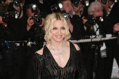 Cantante Madonna Immagini Stock