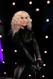 Cantante Madonna Fotos de archivo