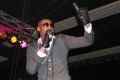 Cantante nigeriano 2Face Idibia Foto de archivo