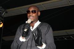 Cantante nigeriano 2Face Idibia Imagenes de archivo