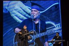 Cantante popular turco Fuat Saka Imagen de archivo libre de regalías