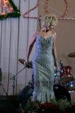 Cantante Valeria Imagenes de archivo