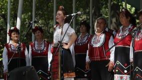 Cantantes búlgaros del folklore