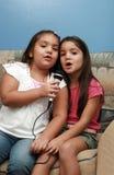 Cantantes I imagenes de archivo