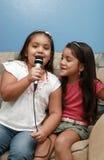 Cantantes III Imagen de archivo