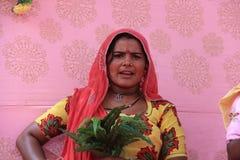Cantantes populares indios Fotografía de archivo libre de regalías