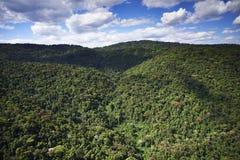 Cantareira mountain range Stock Images