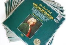 Cantates de Bach Photographie stock