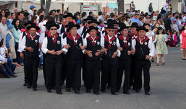 Cante Alentejano Fotografia de Stock Royalty Free