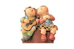 Cante una canción Fotografía de archivo libre de regalías
