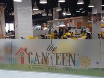 The Canteen at Da:Men Subang Jaya, Selangor, Malaysia Royalty Free Stock Image