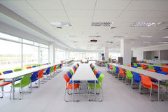 Canteen Royalty Free Stock Photography