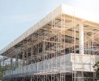 Canteiro da construção & das obras imagem de stock