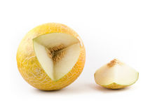 Cantelope Stock Image