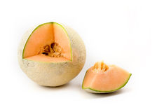 Cantelope Royalty Free Stock Photography