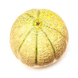 Canteloupe melon fruit (Cucumis melo) Stock Photo