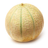Canteloupe melon fruit (Cucumis melo) Stock Photos