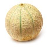 Canteloupe melon fruit (Cucumis melo) Stock Photos