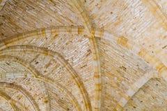 Cantería vieja de la abadía Foto de archivo libre de regalías