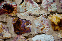 Cantería, textura Foto de archivo libre de regalías