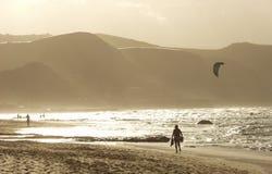 canteras de las playa Royaltyfri Foto