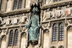 Canterbury Royalty-vrije Stock Afbeelding