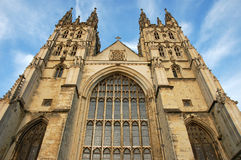 Canterbury Cathedral. England stock photo