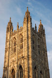 Canterbury Cathedral. England stock image