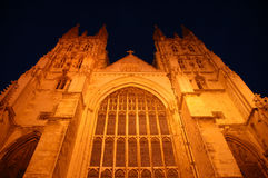 Canterbury Cathedral. England Royalty Free Stock Photos